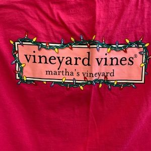 Vineyard Vines Holiday Lights Tee Shirt